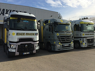 camions groupe besson